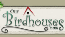 Birdhouses, Decorative birdhouses from Ourbirdhouses.com