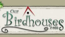 Birdhouses, Decorative birdhouses from Ourbirdhouses.com
